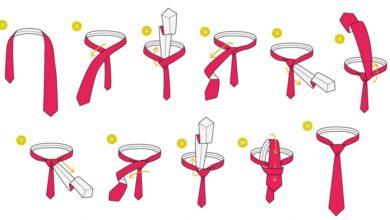cách thắt cà vạt, Hướng dẫn cách thắt cà vạt đơn giản và nhanh nhất dành cho quý ông