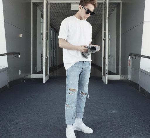 quần jean nam, Bật mí cách phối đồ với quần jean nam thể hiện đẳng cấp phái mạnh
