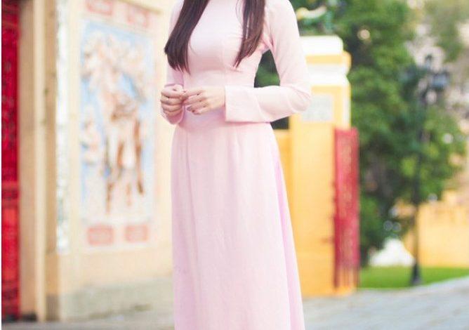áo dài đẹp, Bí quyết mặc áo dài đẹp chuẩn theo từng dáng người