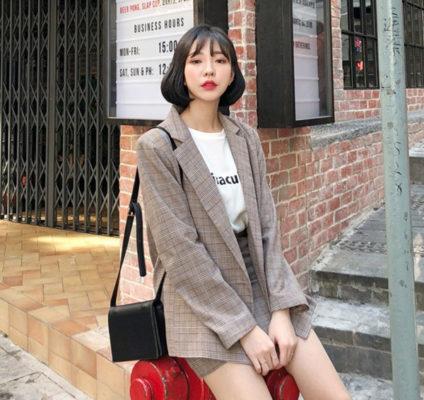 áo blazer, Cách phối đồ với áo blazer nữ giúp bạn thêm SANG TRỌNG