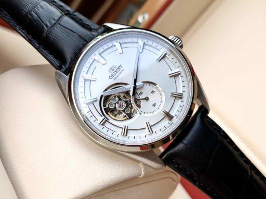 đồng hồ nam dây da đẹp, Những mẫu đồng hồ nam dây da đẹp tới từ thương hiệu nổi tiếng Orient
