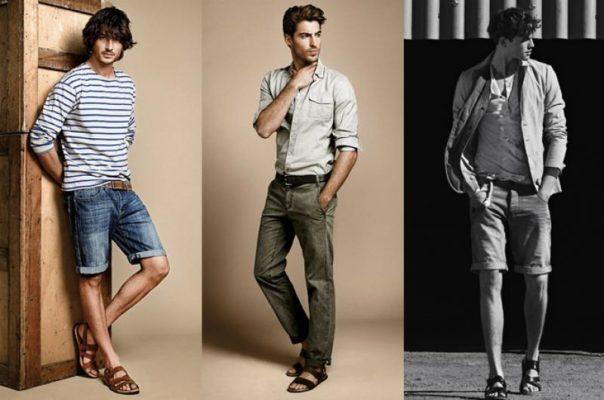 giày sandal nam, 5 Bí quyết chọn sandal nam vừa thời trang vừa hợp chân