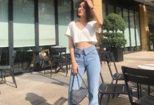 quần jean nữ, TOP 10 cách phối đồ với quần jean nữ SÀNH ĐIỆU nhất