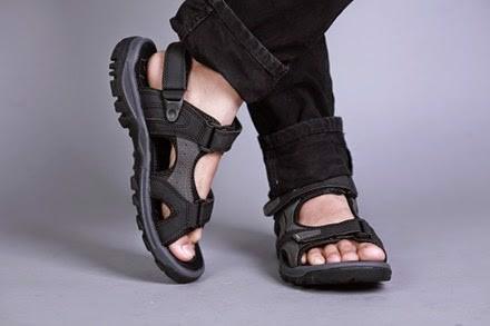 dép, Bỏ túi ngay tuyệt chiêu phối đồ với dép sandal nam siêu chất