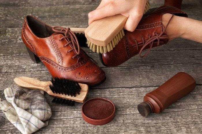 bảo quản giày da, Hướng dẫn chi cách cách vệ sinh và bảo quản giày da