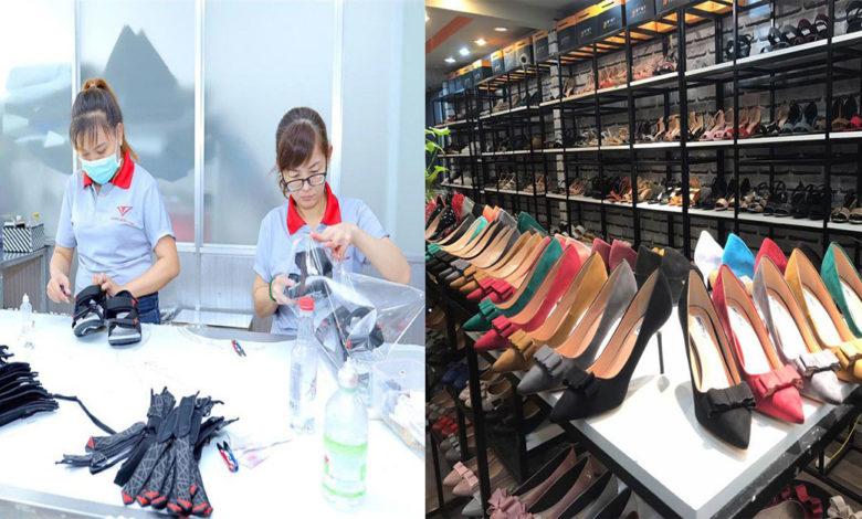 bỏ sỉ giày dép nữ, Hướng dẫn lựa chọn nguồn bỏ sỉ giày dép nữ uy tín, giá rẻ