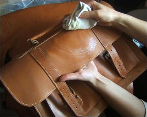 cách làm sạch túi giả da, Hướng dẫn cách làm sạch túi giả da và bảo quản túi đúng cách
