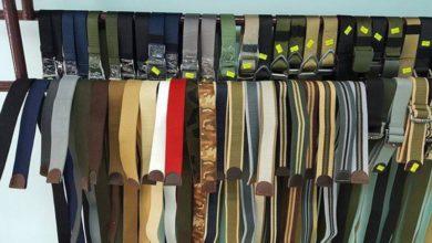 dây nịt vải bố, Dây nịt vải bố khác vải dù ở điểm nào – Cách chọn dây nịt vải bố phù hợp
