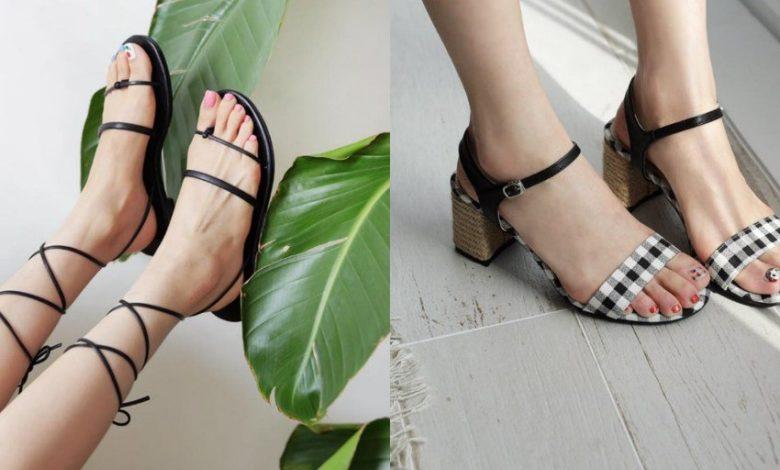 dép sandal nữ đi học, Mách bạn TOP 8 địa chỉ bán dép sandal nữ đi học cực đẹp cho mùa hè