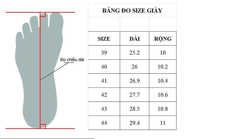 đo size giày nữ, Bạn không cần lo đau chân vì đã có hướng dẫn đo size giày nữ chi tiết này