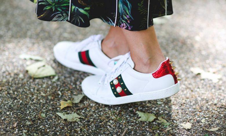 giá giày gucci, Các mẫu giày nữ Gucci được yêu thích thích và giá giày Gucci hiện nay