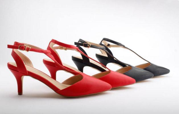 giày cao gót công sở