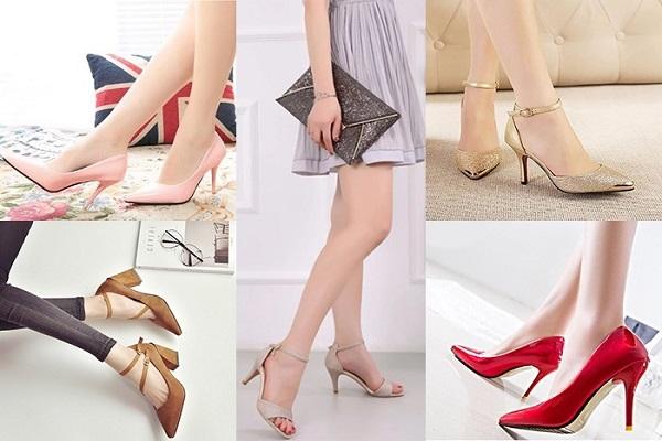 giày cao gót nữ đẹp, Những shop nào tại TPHCM bán giày cao gót nữ đẹp?