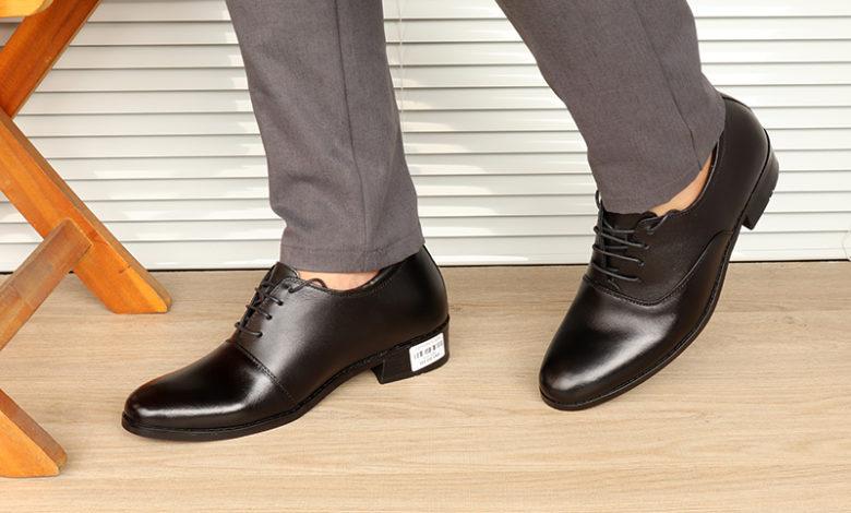 giày nam tăng chiều cao, Giày nam tăng chiều cao sẽ xóa tan nỗi lo của các chàng trai thấp bé