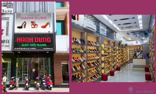 giày nữ thời trang, Top 9 cửa hàng giày nữ thời trang tại TPHCM cực HOT