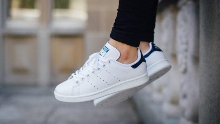 giày trắng đẹp
