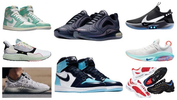 mẫu giày nam đẹp, 18 mẫu giày nam đẹp mà mỗi chàng trai nên có ít nhất 2-3 đôi.