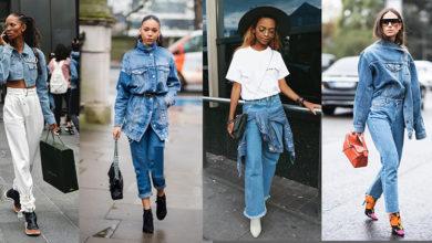 phối đồ với quần baggy jean lưng thun, Phối đồ với quần baggy jean lưng thun như thế nào để trông thời thượng.