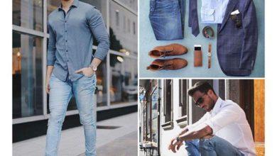 phối đồ với quần jean nam, Giày có thể phối đồ với quần jean nam theo những cách nào ?