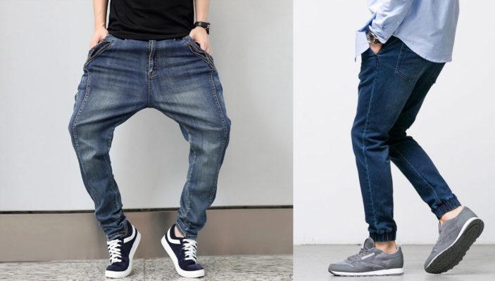 quần jean jogger nam, Tại sao quần jean jogger nam lại ở nên thịnh hành trong thời gian gần đây