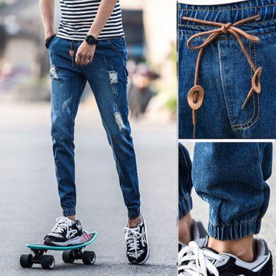 quần jean jogger nam