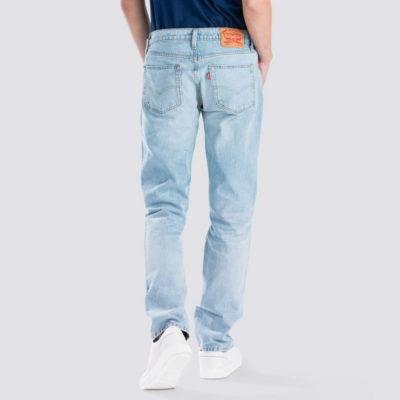 quần jean ống rộng nam