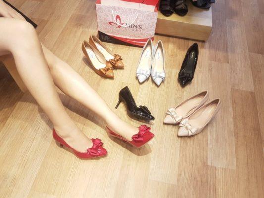 shop giày nữ ở hà nội, Lo gì không tìm được giày vừa ý vì đã có 13 shop giày nữ ở Hà Nội này