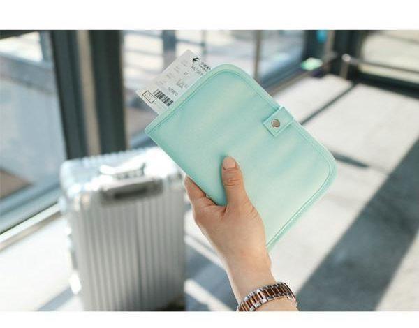 túi đựng hộ chiếu, Những mẫu túi đựng hộ chiếu nào đang được ưa chuộng nhất hiện nay?