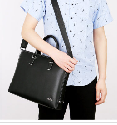 túi xách công sở nam, Hướng dẫn cách chọn và sử dụng túi xách công sở nam đúng cách