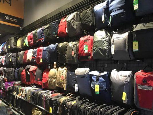 túi xách du lịch nam, TOP 7 Shop trên địa bàn TPHCM bán túi xách du lịch nam uy tín