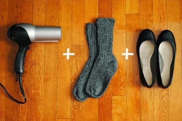bảng đo size giày nam