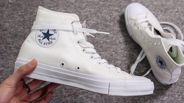cách buộc dây giày converse quanh cổ, Bật mí cho bạn cách buộc dây giày Converse quanh cổ chất phát ngất