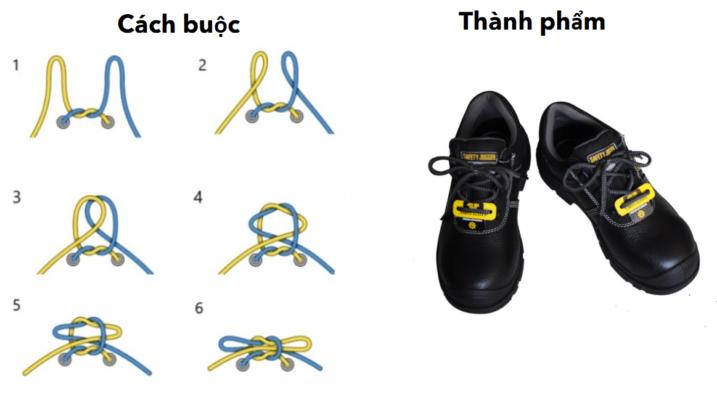 cách thắt nút dây giày, Hướng dẫn cách thắt nút dây giày cho bạn tha hồ chạy nhảy chẳng sợ tuột