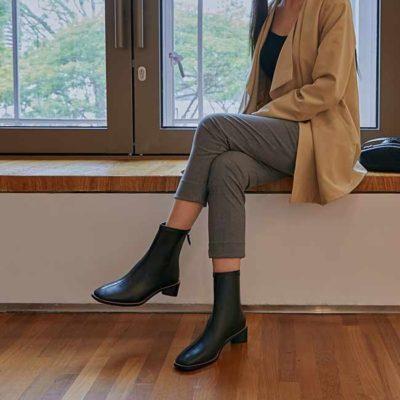 giày boot nữ hàng hiệu