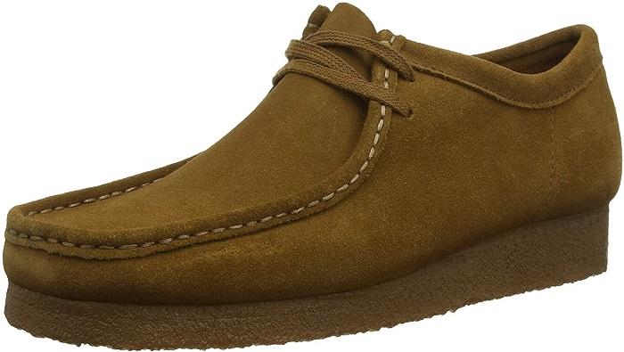 giày clarks nam chính hãng