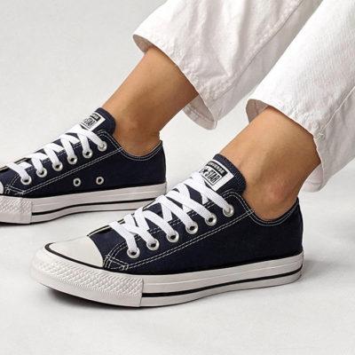 giày converse cổ thấp, Hướng dẫn cách chọn giày Converse cổ thấp cực chuẩn