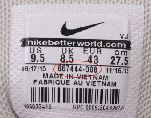 giày nike fake loại 1