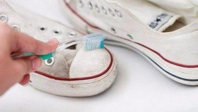 làm sạch giày trắng, Hướng dẫn bạn những cách làm sạch giày trắng vừa đơn giản lại hiệu quả