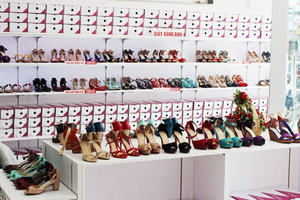 shop giày nữ đà nẵng facebook
