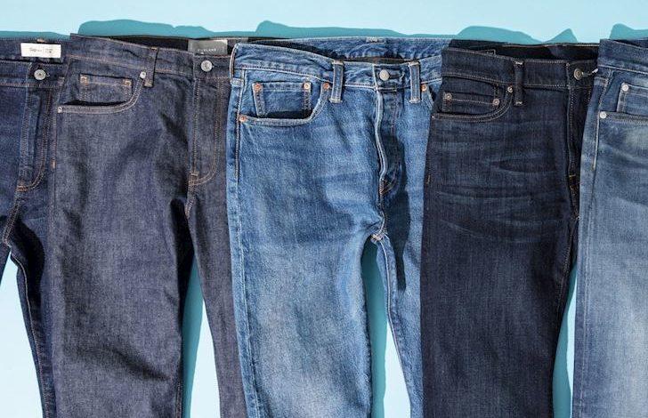 các loại quần jean nam, Các loại quần Jean nam phổ biến nhất và không hề lỗi MỐT