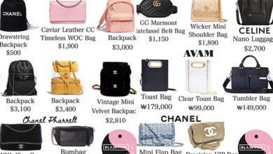 các mẫu túi xách đẹp, Tổng hợp các mẫu túi xách đẹp từ những thương hiệu hàng đầu thế giới