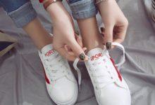 cách buộc dây giày thể thao nữ đẹp, 7 cách buộc dây giày thể thao nữ cực CHẤT không phải ai cũng biết
