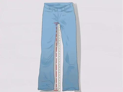 cách đo size quần jean nữ