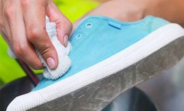 cách giặt giày thể thao, Những cách giặt giày thể thao cực SẠCH giúp đôi giày trông như mới