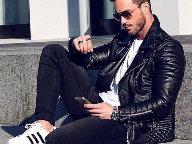 cách phối đồ với quần jean đen nam, Cách phối đồ với quần jean đen nam cho những chàng trai cá tính