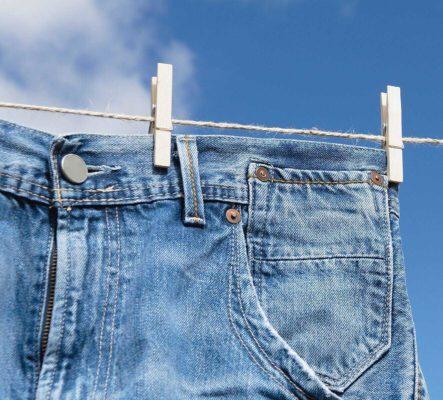 cách sửa quần jean bị chật