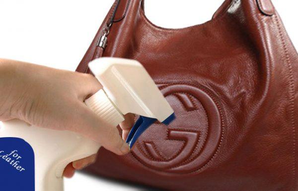 cách vệ sinh túi da