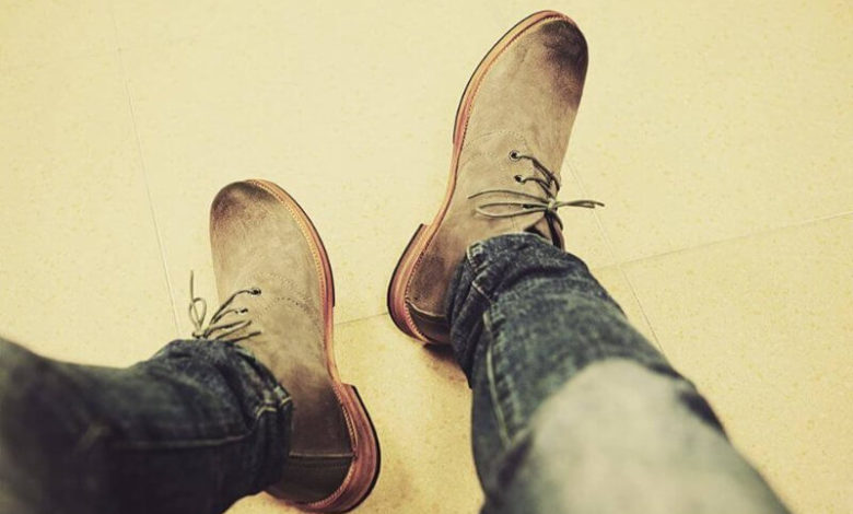 chọn giày phù hợp với quần jean, Bật mí cho bạn cách chọn giày phù hợp với quần jean cực chuẩn