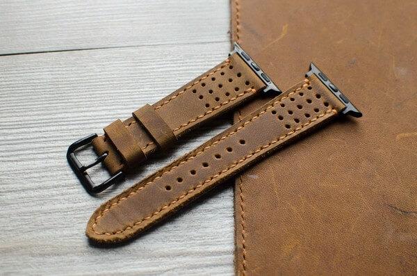 đồng hồ handmade, Gợi ý 6 địa chỉ bán dây da đồng hồ handmade uy tín tại Hà Nội