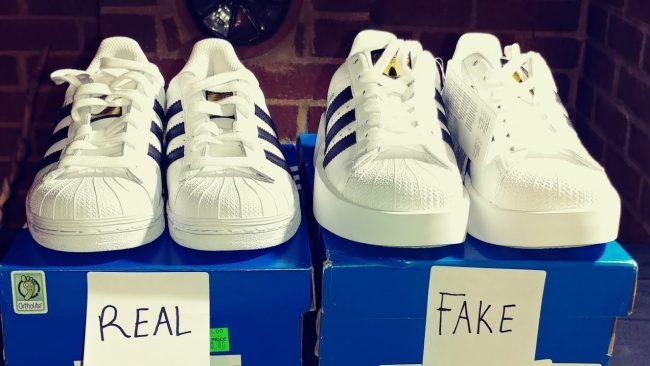 giày authentic